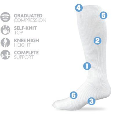women's athletic socks