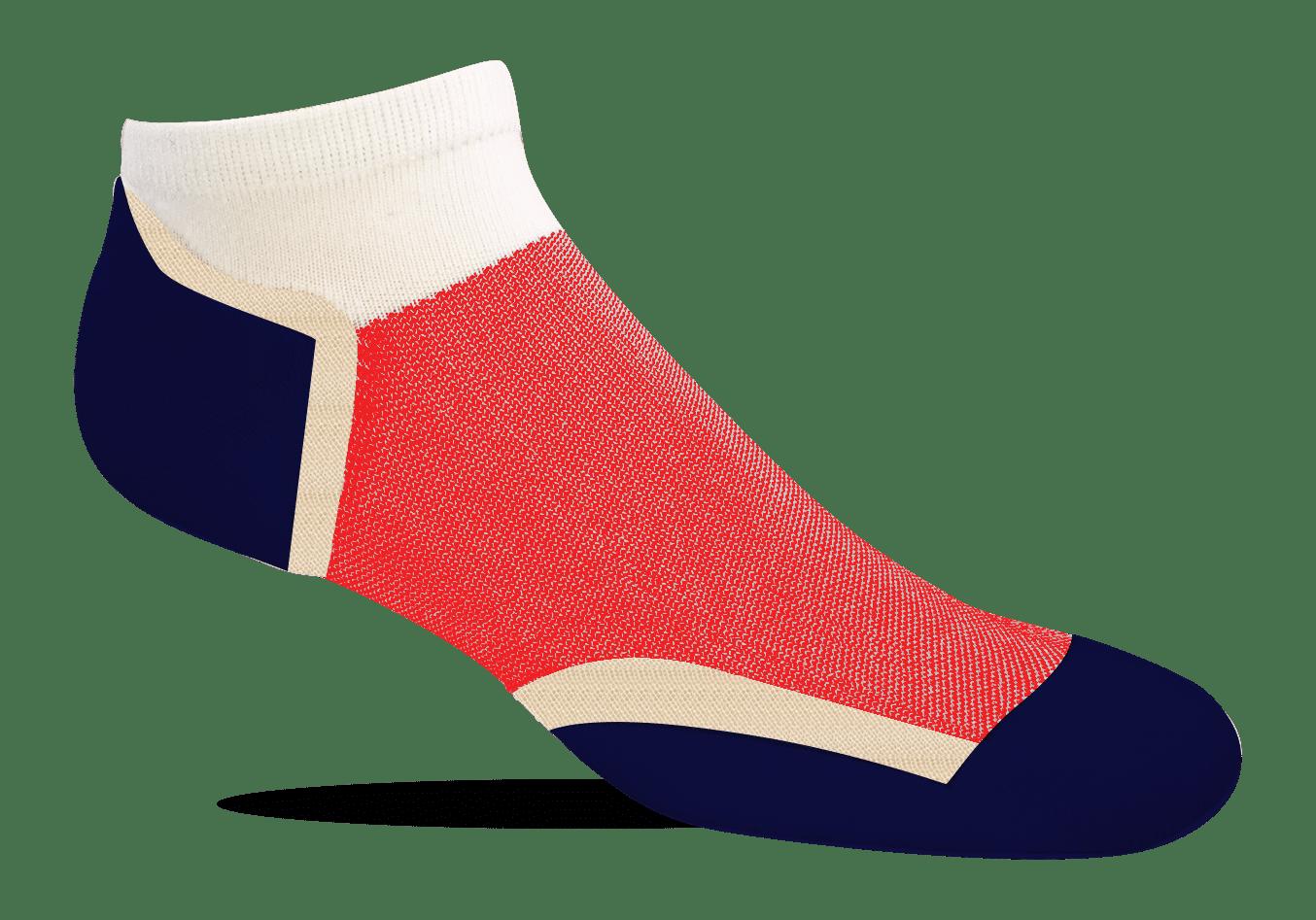 Jox Sox 2 Pair Men S Ultra Low Cut Socks Joxsox